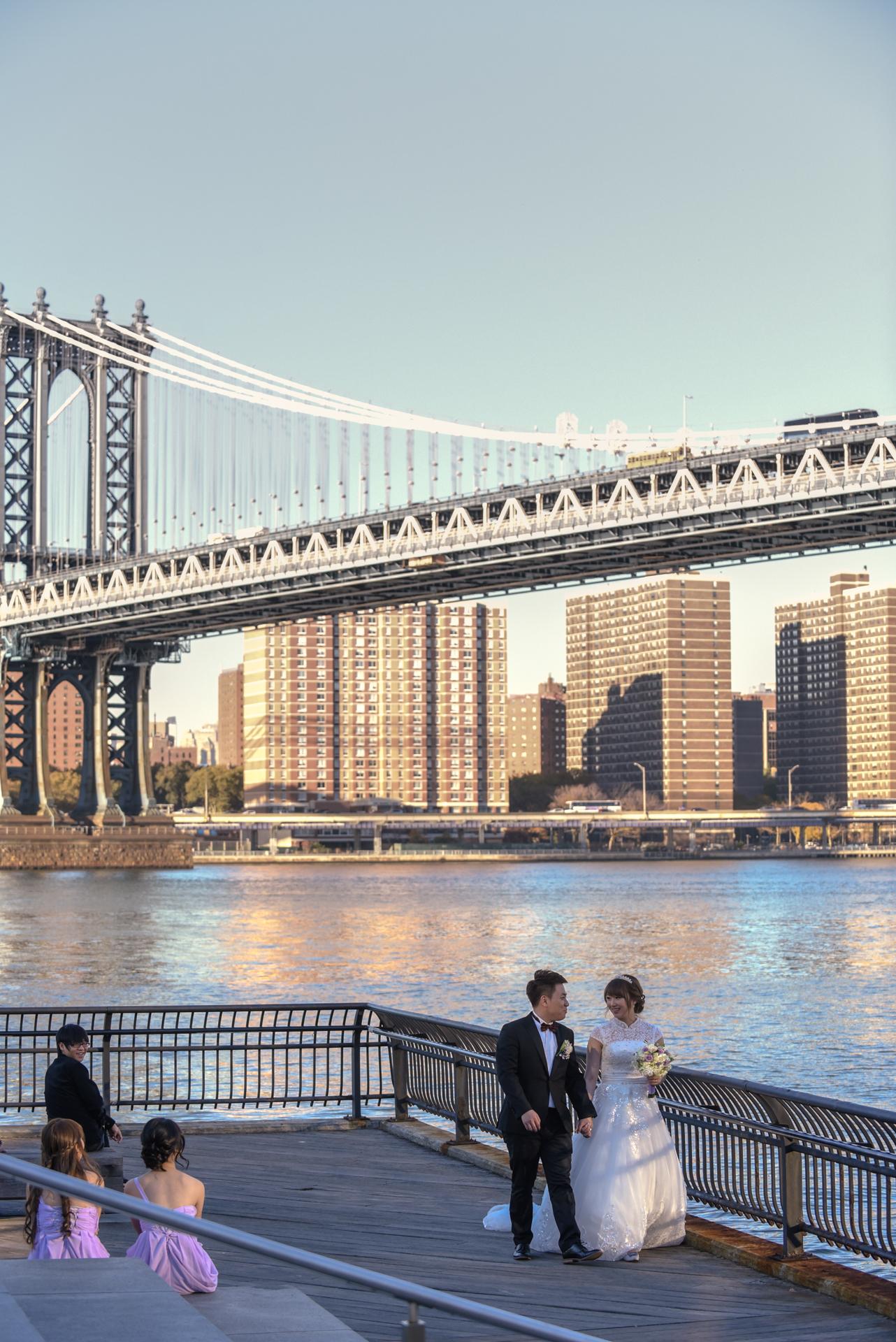 la wedding photography a New York