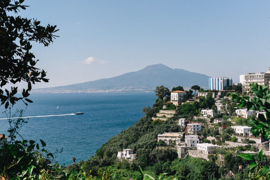 a sight of Naples