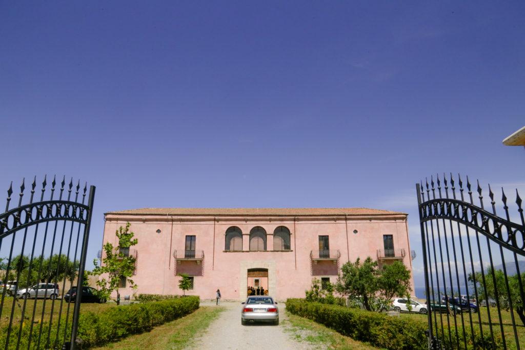 Palazzo dei Principi Lanza di Trabbia - Paola and Federico - A wedding in Cosenza