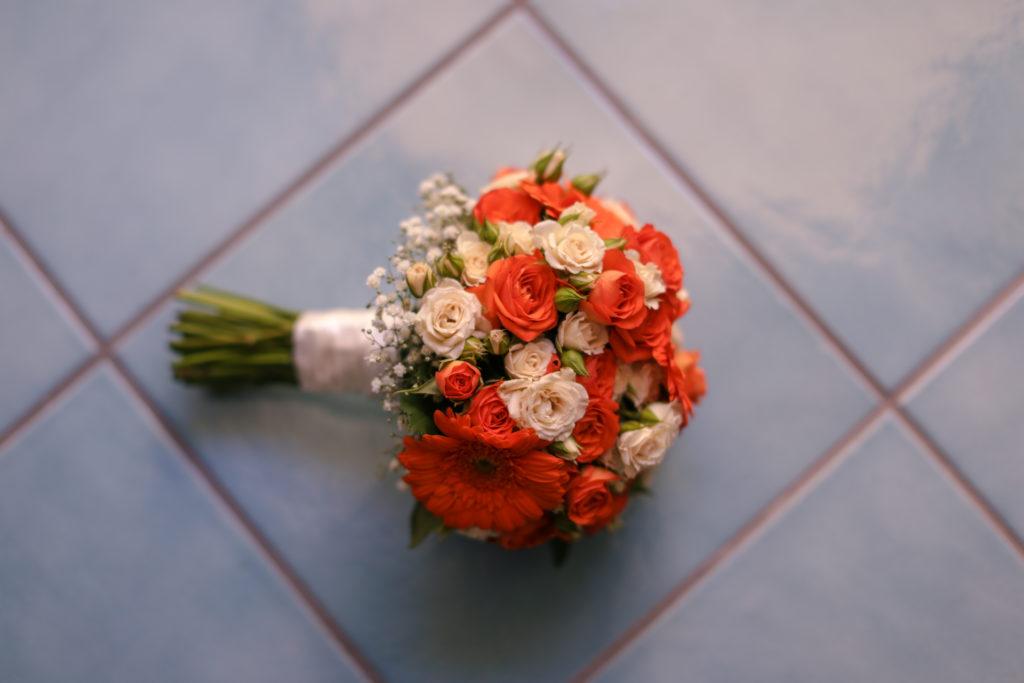 Bouquet - A wedding in Cosenza